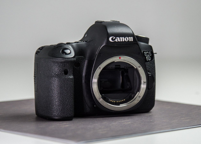 Canon 6D Body Only - 2