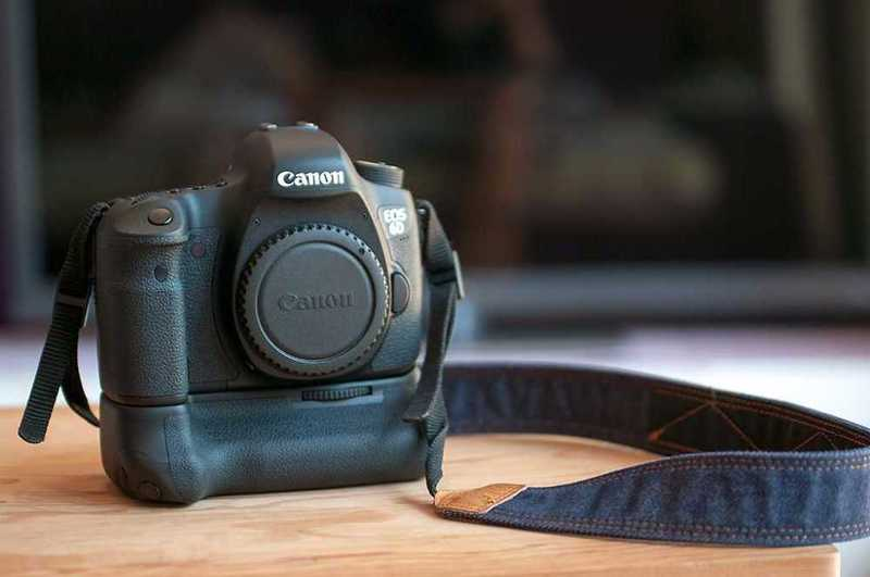 Canon 6D (body only) - 1