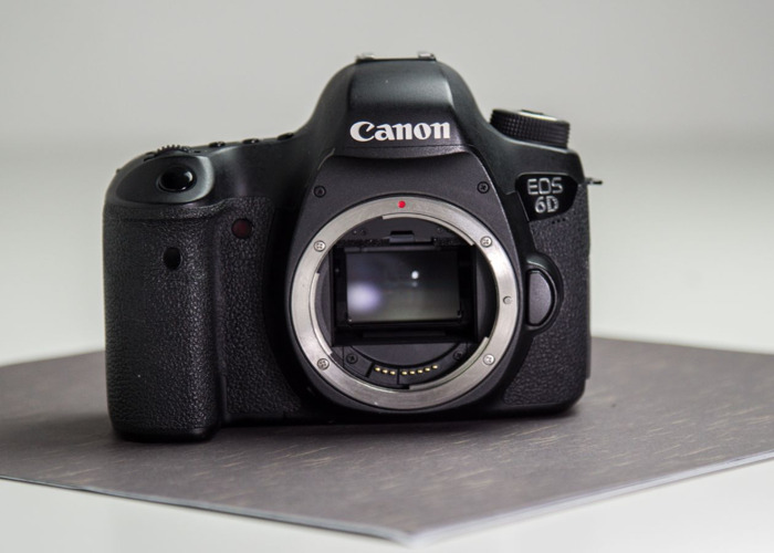 Canon 6D Body Only - 1