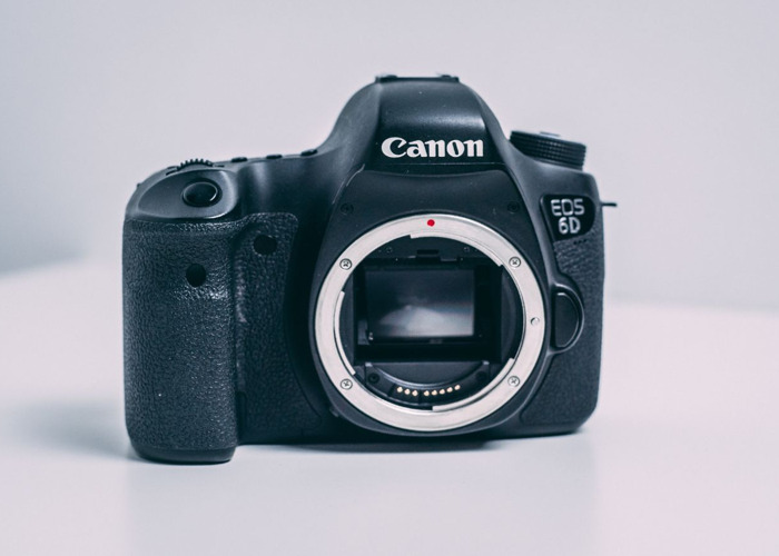 Canon 6D Digital Camera (BODY ONLY)  - 1