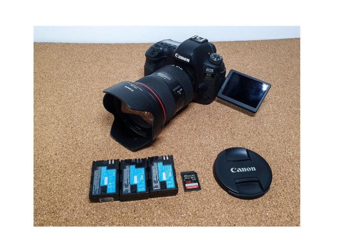 Canon 6D II + 24-70mm F2.8 L II USM Lens - 2