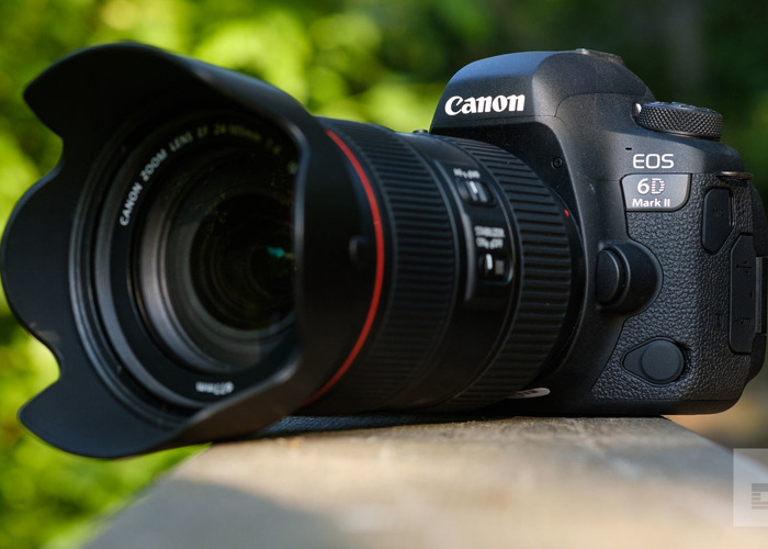 Canon 6D mark 2 Body Only - 1