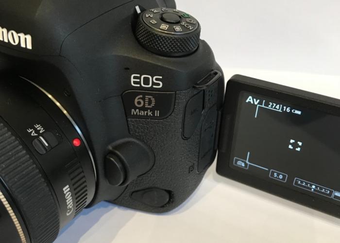 Canon 6D Mark ii & 50mm 1.4 & Canon flash  - 2