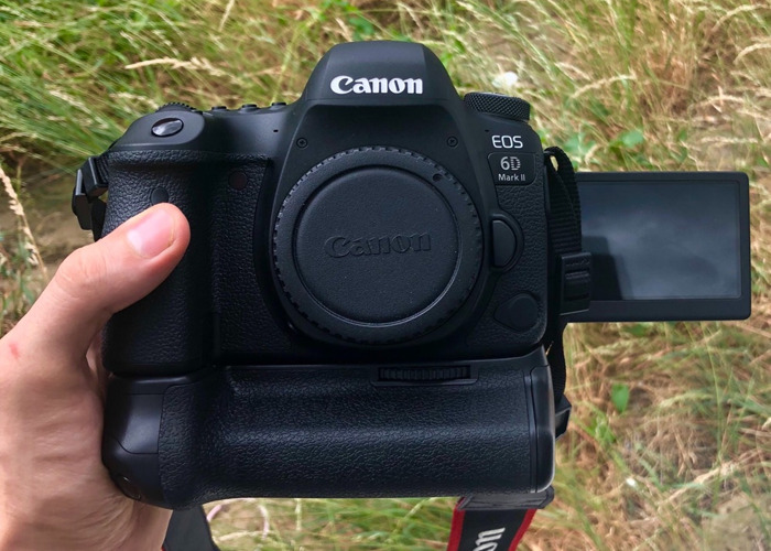 Canon 6d mark ii - with 40mm lens  - 2