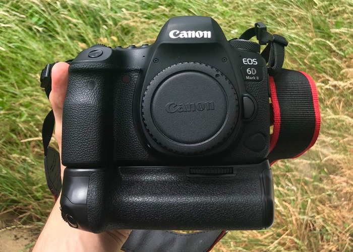 Canon 6d mark ii - with 40mm lens  - 1