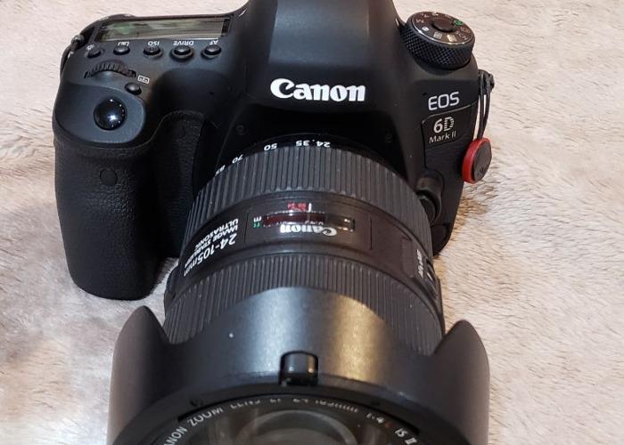 Canon 6D mark ii - 2