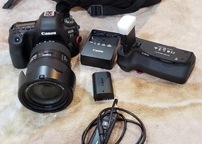 Canon 6D mark ii - 1