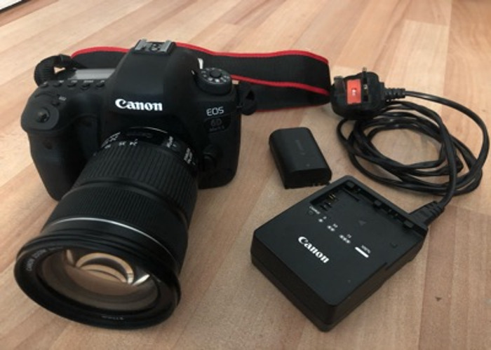 Canon 6D Mark II - 2