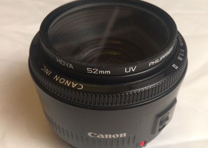 Canon 6D with 24-105mm f/4 and 50mm f/1.8 Lenses - 2