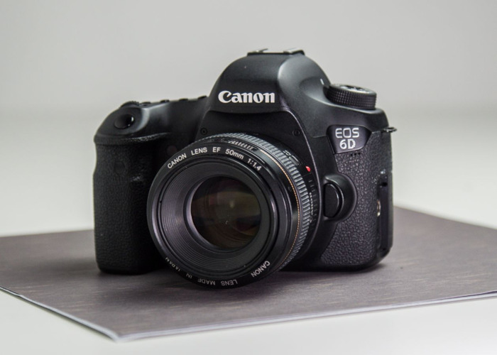 Canon 6D with 50mm  - 1