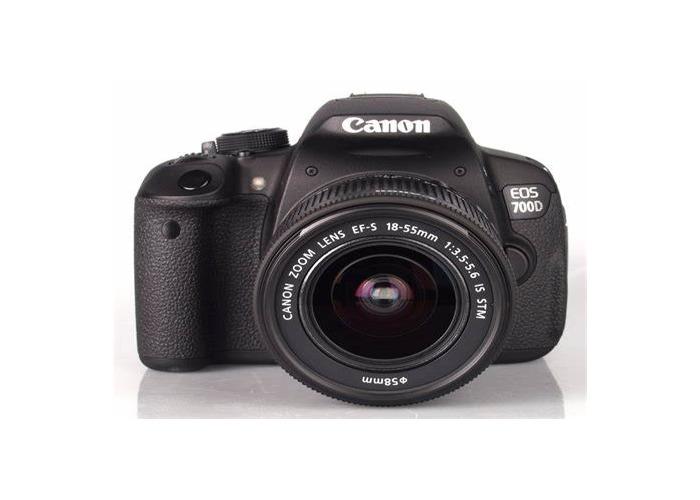 Canon 700D - 1