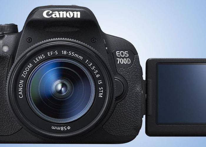 Canon 700D - 2