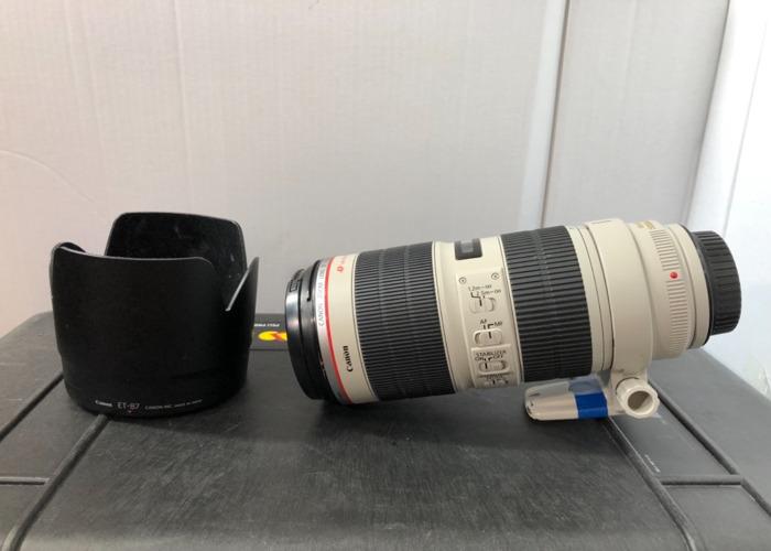 Canon 70-200 2.8 IS ii USM - 1