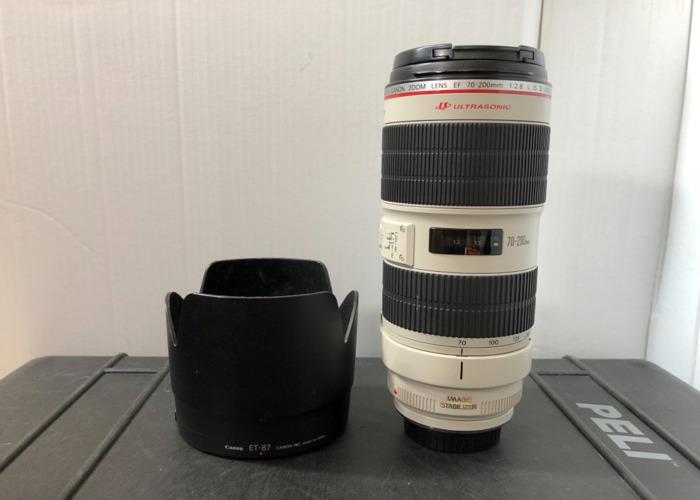 Canon 70-200 2.8 IS ii USM - 2