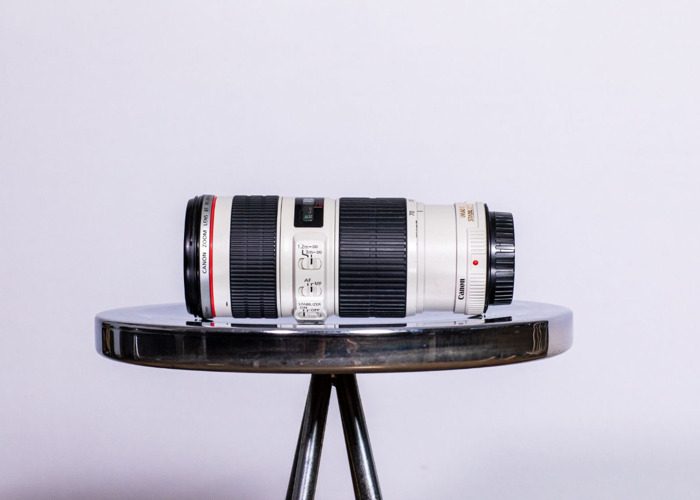 Canon 70-200 4.0 IS - 1