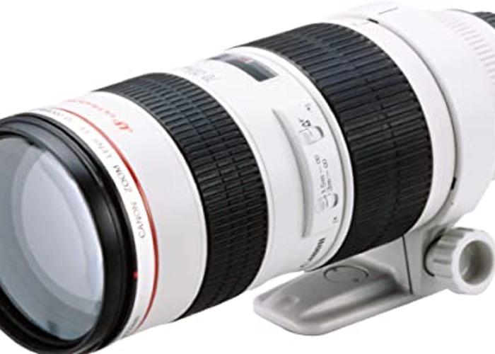 Canon 70-200 F2.8 II - 1