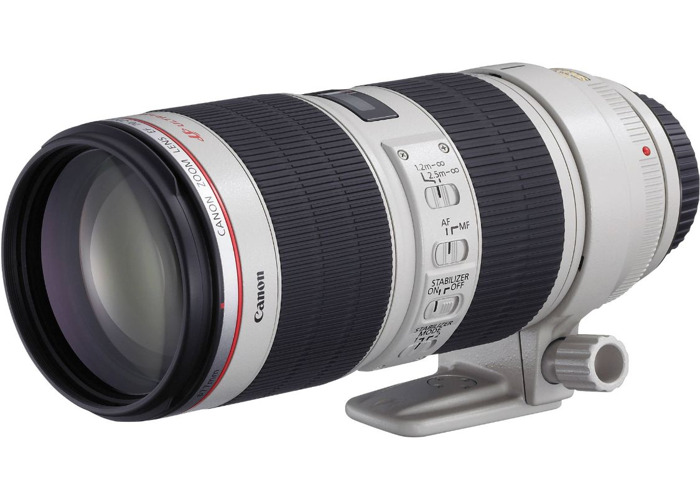 Canon 70-200 F2.8 IS II  - 1