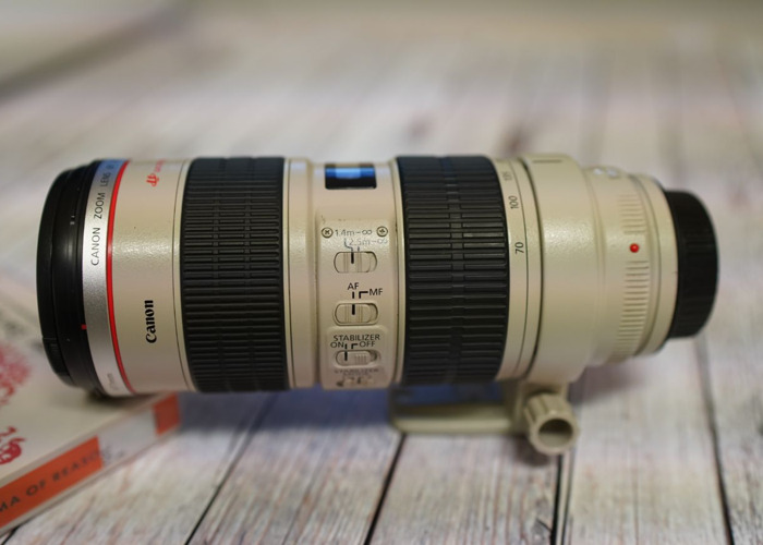 Canon 70-200 f/2.8 L IS II USM - 1