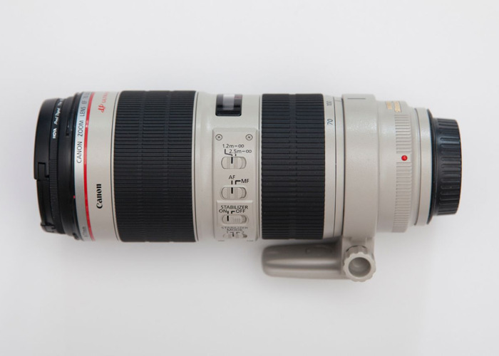 Canon 70-200 f/2.8 L IS II USM lens - 2