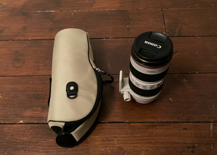 Canon 70-200 f/2.8 mk i IS  - 2