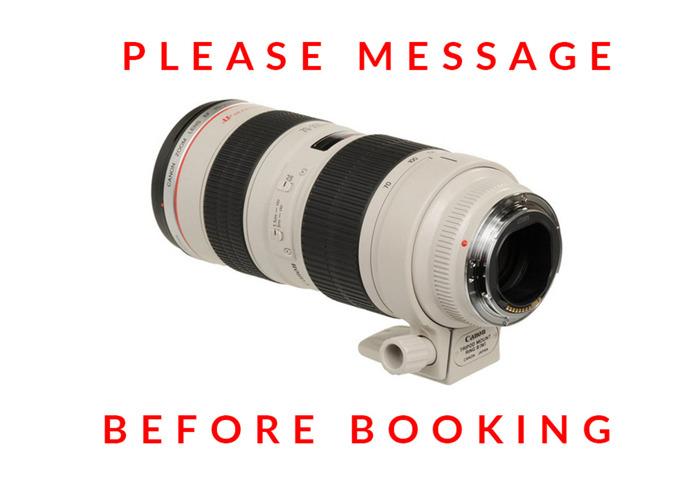 Canon 70-200 F4  - 1