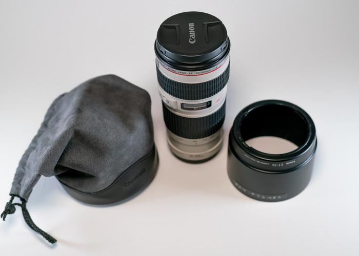 Canon 70-200 f4 - 2