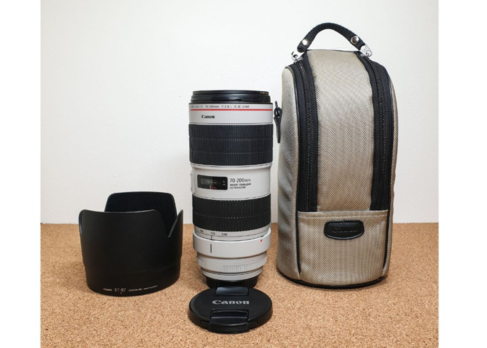 Canon 70-200 mm F/2.8 L IS III USM EF  - 1