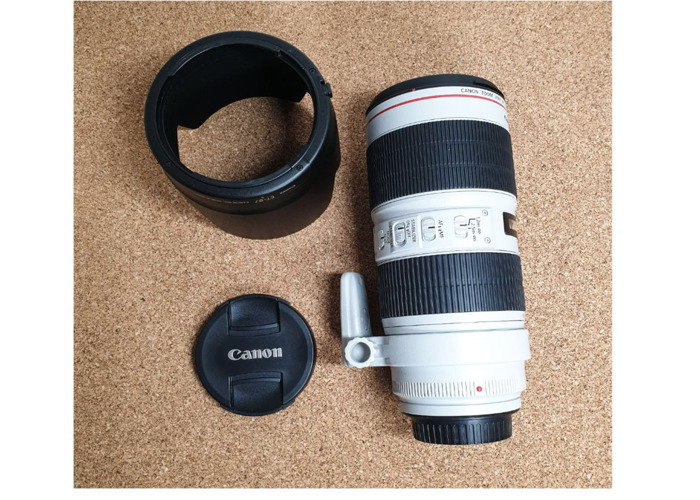 Canon 70-200 mm F/2.8 L IS III USM EF  - 2