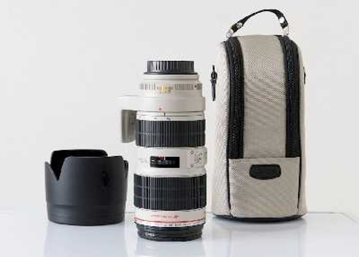 Canon 70-200mm 2.8 IS ii - 1