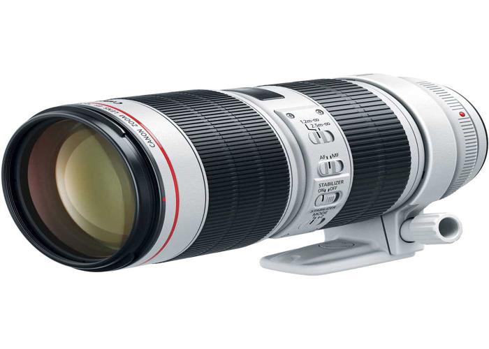 Canon 70-200mm 2.8 v2 - 1