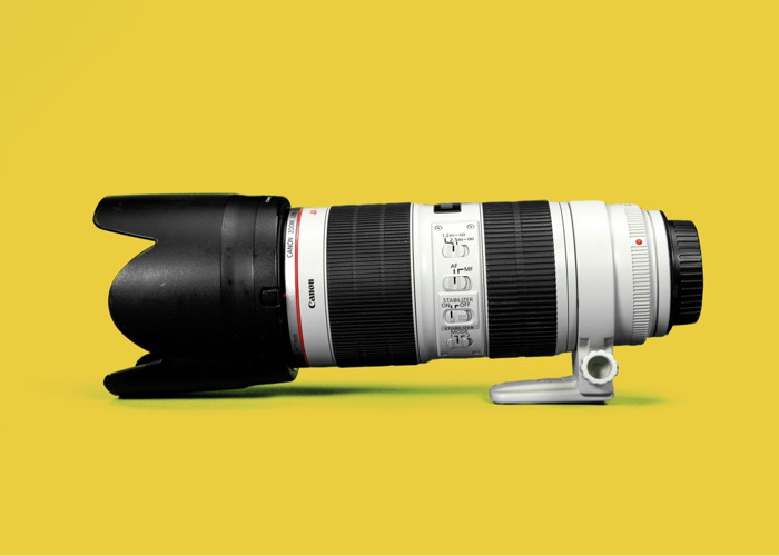 Canon 70-200mm F2.8 IS Mark II Lens - 2
