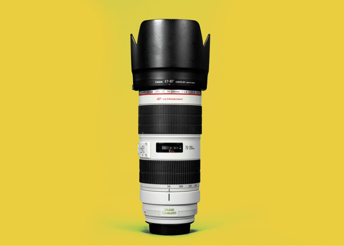 Canon 70-200mm F2.8 IS Mark II Lens - 1