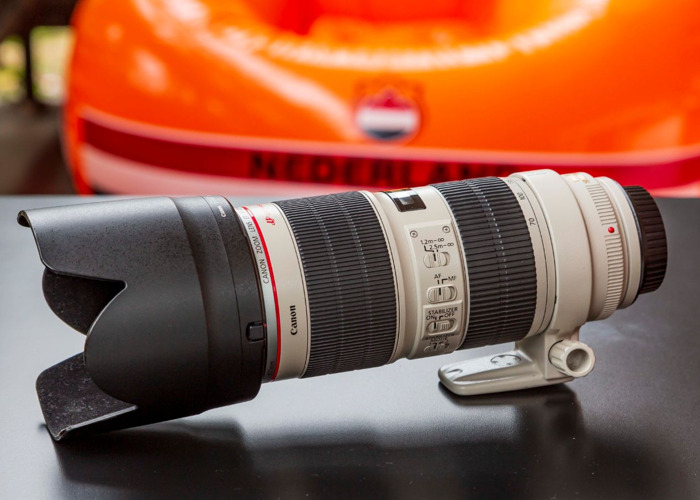 CANON 70-200mm f2.8 IS II USM - 1