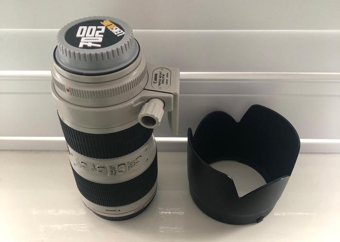 Canon 70-200mm f2.8 L IS II USM (Incl. Tripod Mount) - 2