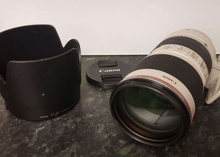 Canon 70-200mm f/2.8 L IS II USM Lens - 2
