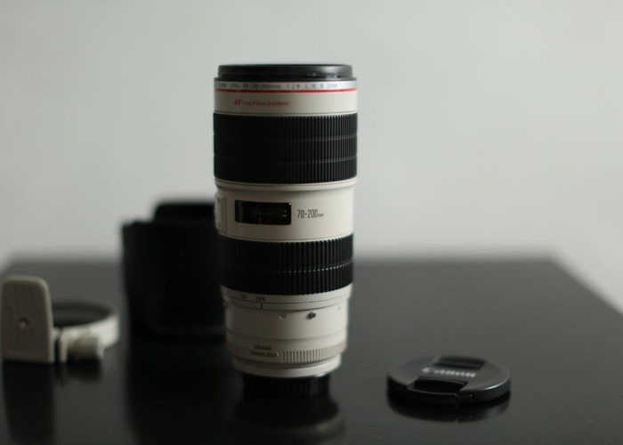 Canon 70-200mm f/2.8 L IS II usm Lens - 1