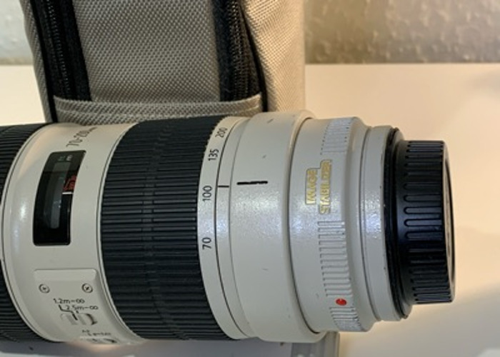 Canon 70-200mm f/2.8 L Series IS USM II - 1