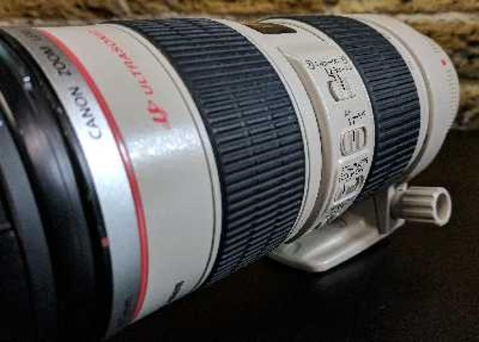 Canon L 70-200mm f2.8 USM II - 1