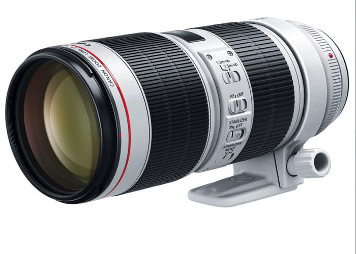 Canon 70-200mm f2.8L IS USM II/III - 1