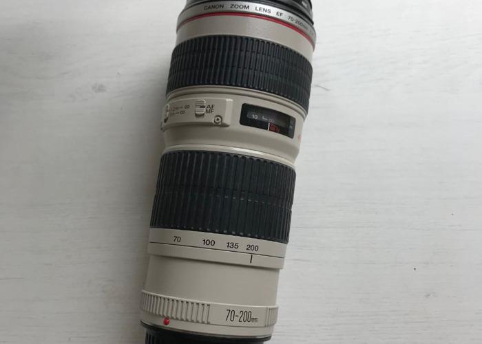 Canon 70-200mm f/4 USM L Lens   - 1
