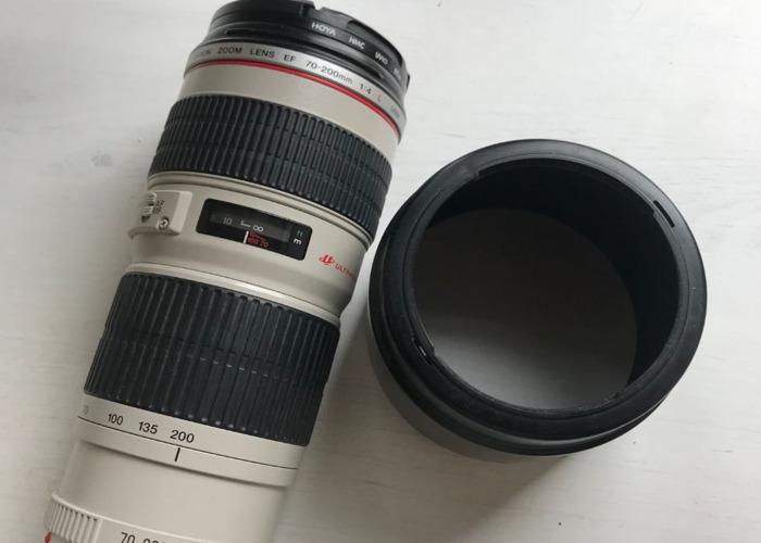 Canon 70-200mm f/4 USM L Lens   - 2