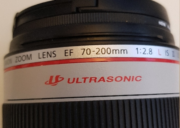 Canon 70-200mm IS II USM 2.8/f - 2
