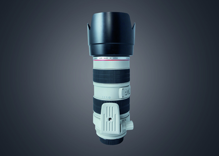Canon 70-200mm L f2.8 IS Lens - 2