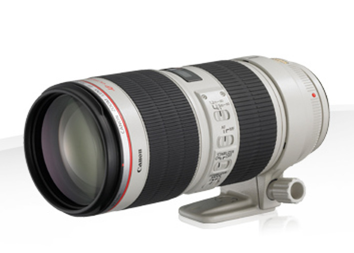 Canon 70-200mm L series IS II - 1