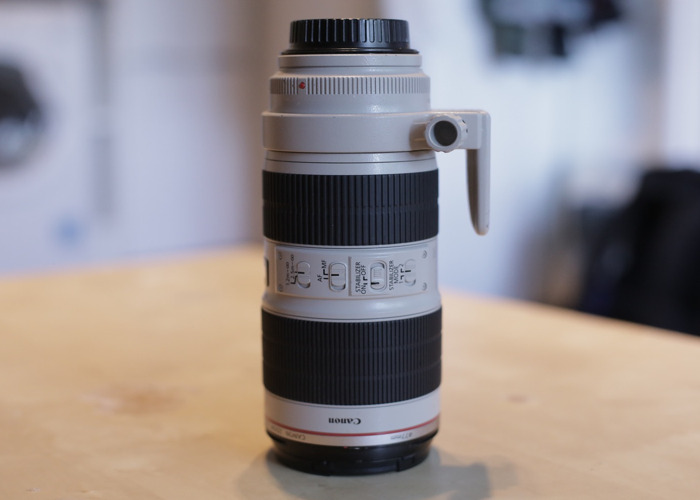 Canon EF 70-200mm f/2.8 L Series IS USM Zoom Lens - 2