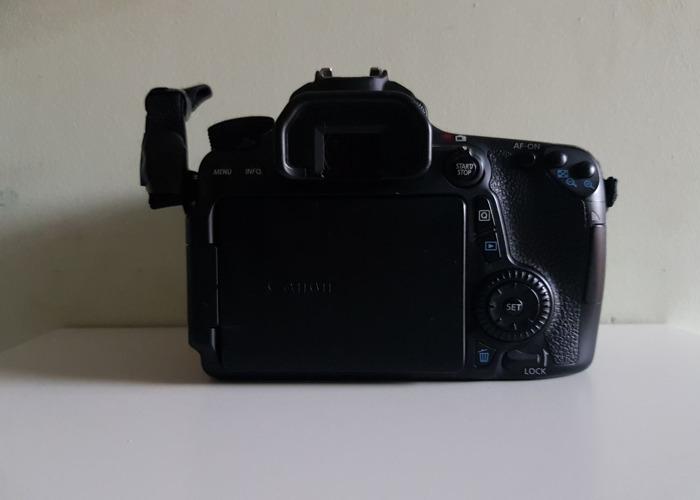 Canon 70D  - 2