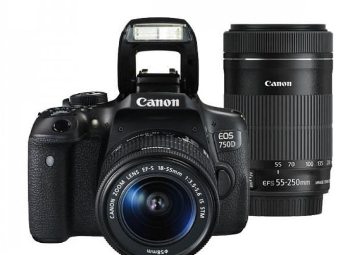 Canon 750D - 2