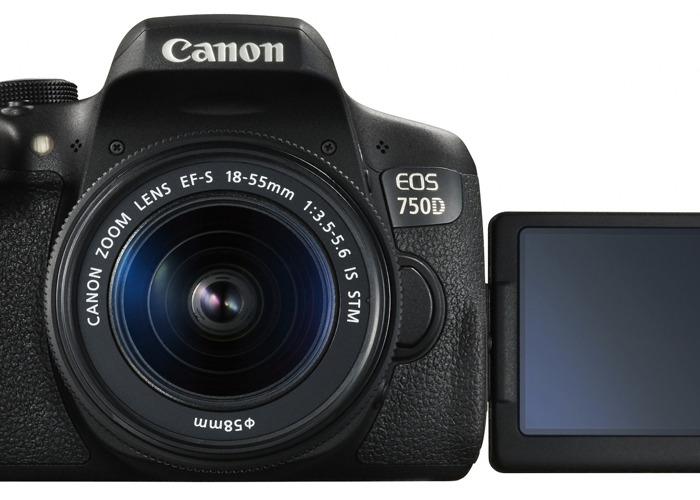 Canon 750D - 1