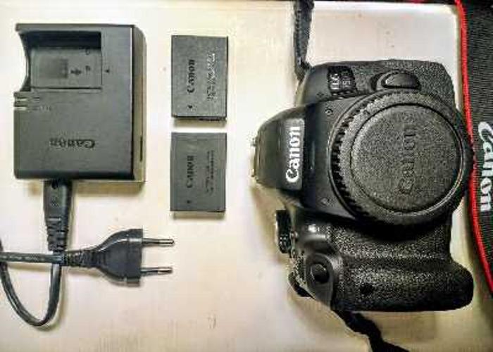 Canon 750d camera body - 1