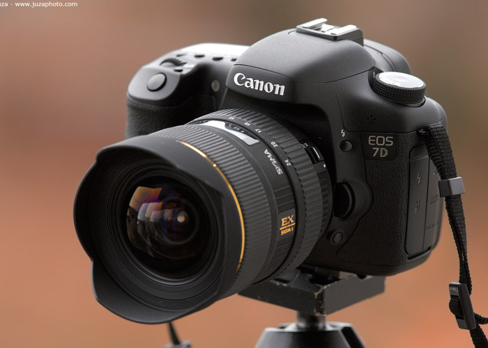 Canon 7D and Sigma 24-70 F2.8 ! - 2